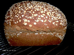 Lemon Whole-Wheat Egg Bread
