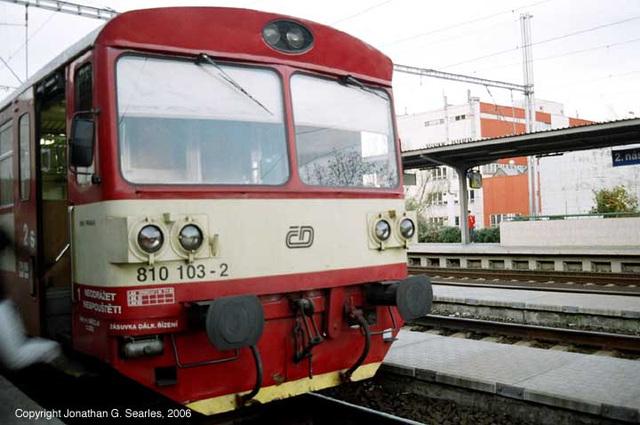 CD #810103-2, Picture 2, Roztoky U Prahy, Bohemia(CZ), 2006