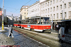 DPP #8658, Andel (Smichov), Prague, CZ, 2007