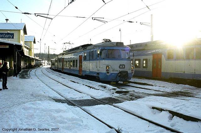 CD #452013-6, Cercany, Bohemia(CZ), 2007