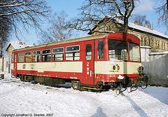 CD #010381-2, Cercany, Bohemia(CZ), 2007
