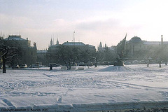 War Memorial, Malostranska, Prague, CZ, 2007