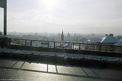 View From Chotkova, Prague, CZ, 2007
