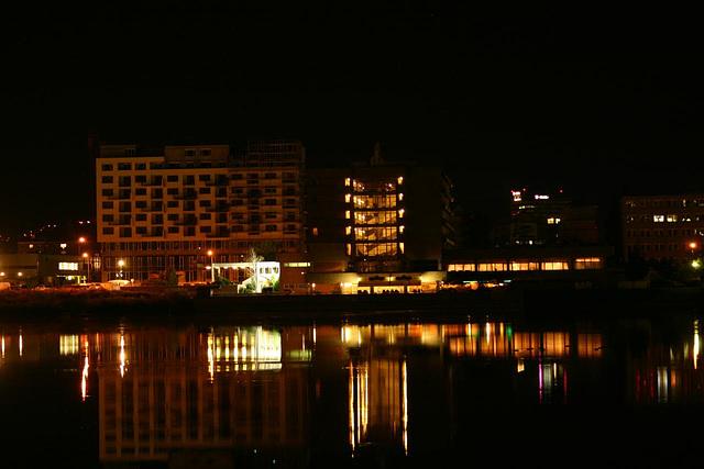 Little lake in Bratislava
