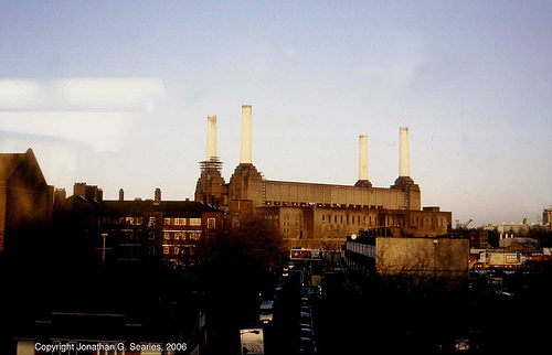 Battersea Park Power Station, London, England(UK), 2006