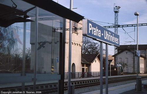 Nadrazi Praha-Uhrineves, Prague, CZ, 2006