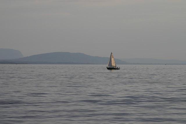 Boat at Lake Geneva