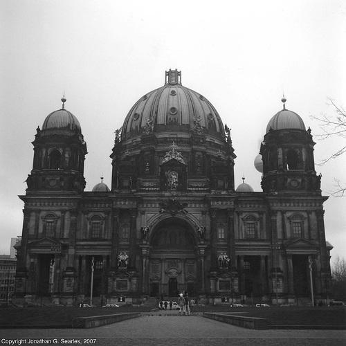 Berliner Dom, Berlin, Germany, 2007