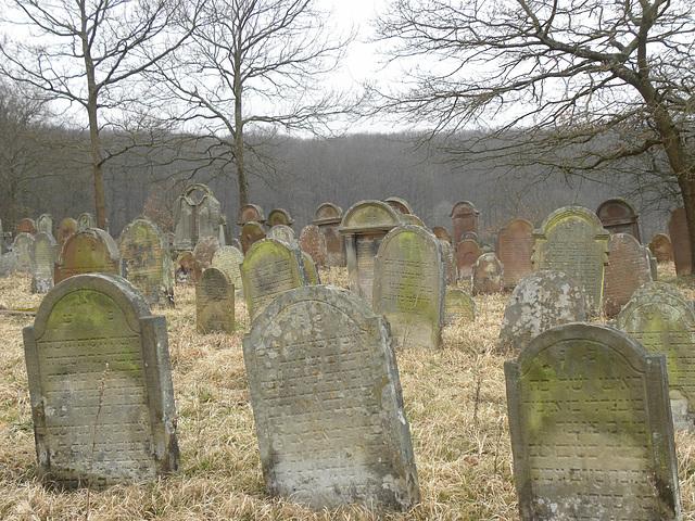 cimetière juif de rosenwiller 2