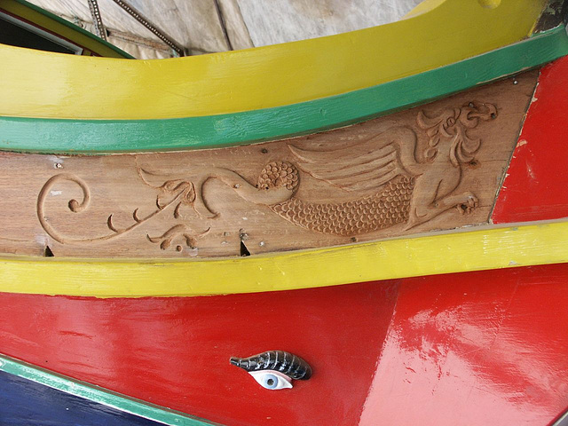 Malta traditional boat (1)