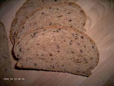 100% Multi-Grain Hearth Bread Variation 2