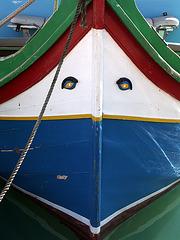 boat face