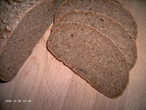 100% Rye Bread  2