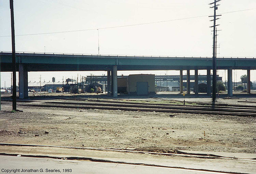 Sacramento Locomotive Works, Sacramento, CA, USA, 1993