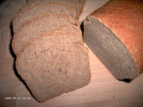 Multi-Grain Mash Bread 2