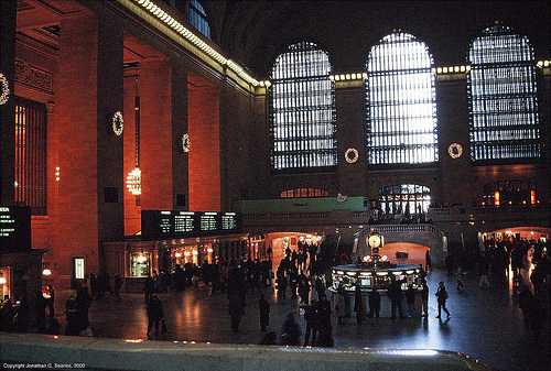 Grand Central Terminal, Picture 2, New York, NY, USA, 2000