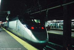 Amtrak #2031, Penn Station, New York, NY, USA, 2000