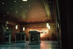 Philadelphia 30th St Station, Picture 4, Philadelphia, PA, USA, 2000