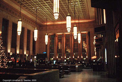 Philadelphia 30th Street Station, Picture 1, Philadelphia, PA, USA, 2000