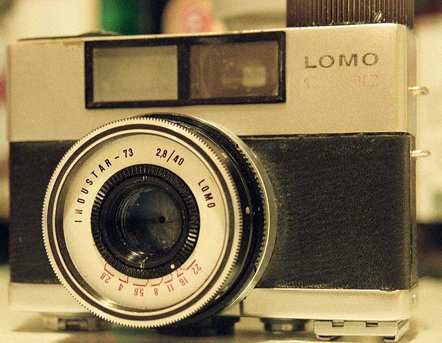 My Lomo 135BC!, 2007