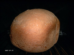 Buckwheat Bread 1