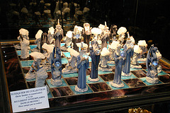 Special chess set