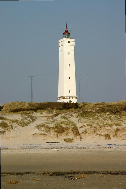 Blåvand fyr - Blåvand lighthouse