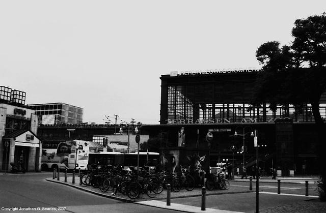 Berlin Zoologicher Garten Bahnhof, Berlin, Germany, 2007