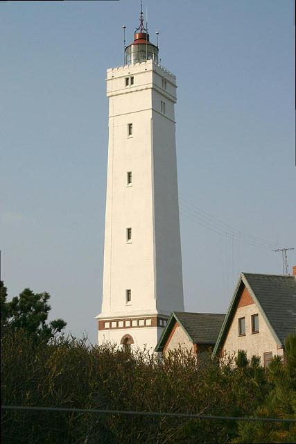 Blåvand fyr - Blåvand lighthouse