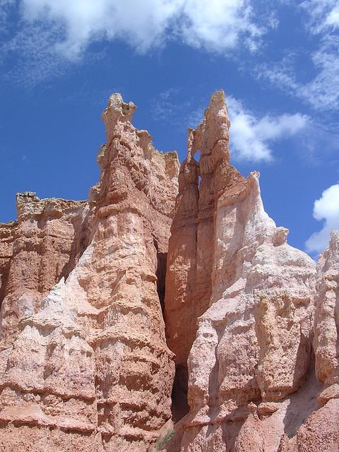 Bryce Canyon - Ruhe vor dem Hagelsturm