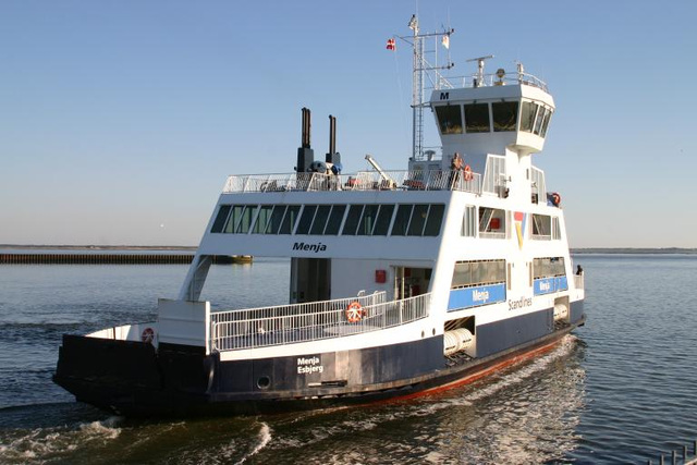 Ferry to Fanø