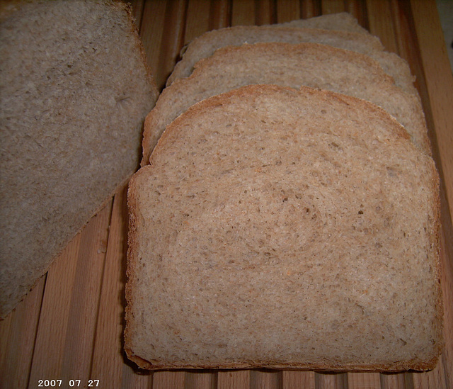 Buckwheat Bread 2