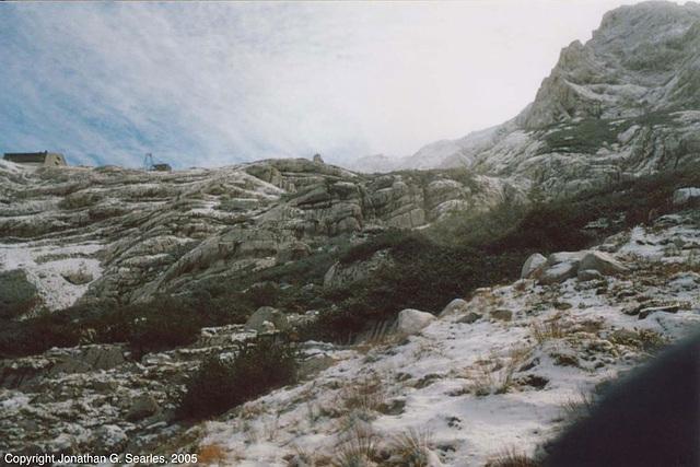 Snow & Rock On Grosser Priel, The Alps, Austria, 2005