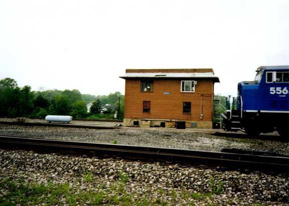 Conrail Manifest, Picture 2, Berea, OH, USA, 1997