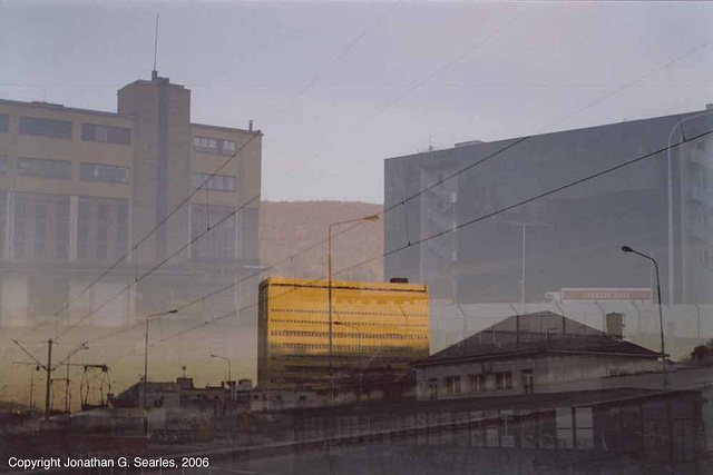 Multiple Exposure, Belarie, Prague, CZ, 2006