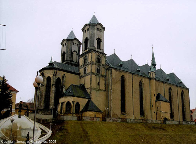Church, Cheb, West Bohemia(CZ), 2005