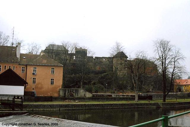 Castle, Picture 2, Cheb, West Bohemia(CZ), 2005