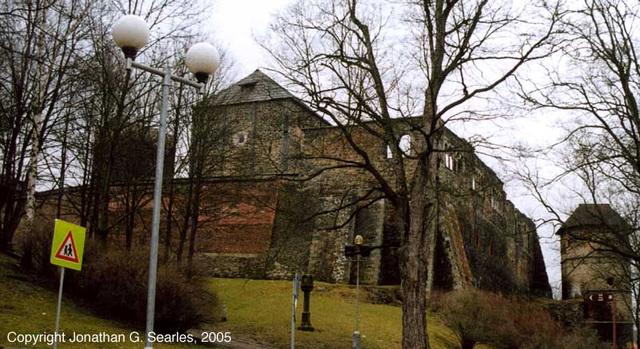 Castle, Cheb, West Bohemia(CZ), 2005