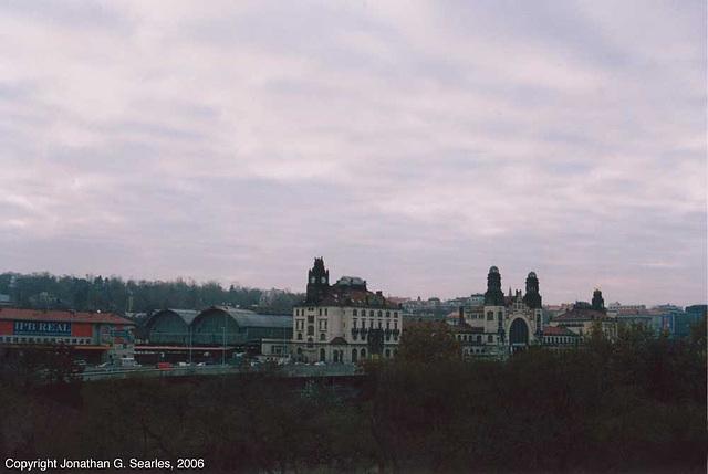 Praha Hlavni Nadrazi, Picture 2, Prague, CZ, 2006