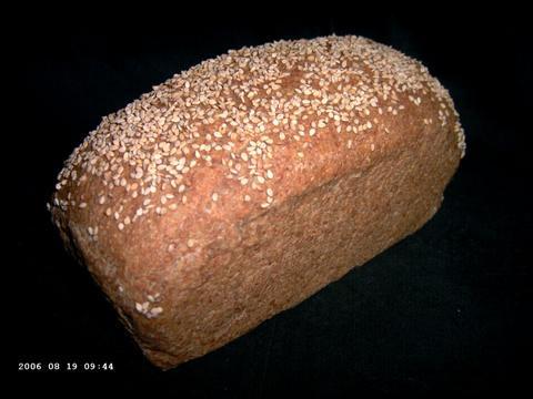 Whole-Wheat (Spelt) Bread