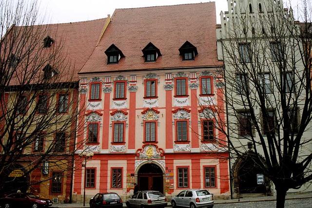 Gabler's House, Cheb, West Bohemia(CZ), 2005