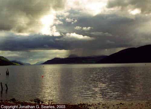 Loch Ness, Scotland, UK, 2003