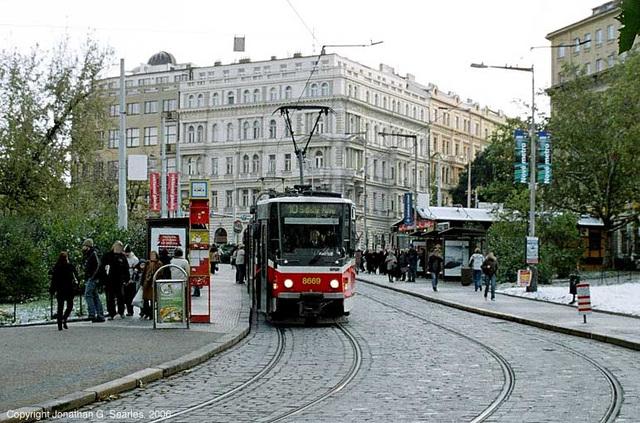 DPP #8669 At Namesti Miru, Prague, CZ, 2006
