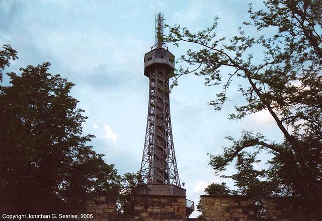 Petrin Watchtower, Picture 4, Prague, CZ, 2005