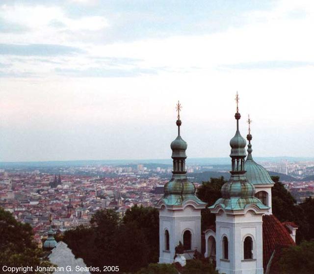 Strahovsky Klaster (Strahov Monastery), Strahov, Prague, CZ, 2005