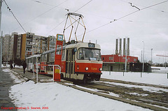 DPP #7259 At Sidliste Repy, Prague, CZ, 2005