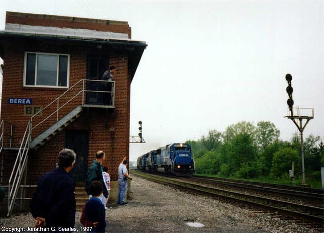 Berea Tower, Berea, OH, USA, 1997