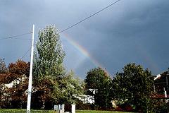 Rainbow, Nadrazi Branik, Prague, CZ, 2006