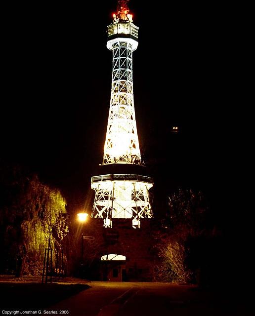 Petrin Watchtower, Prague, CZ, 2006