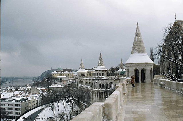Royal Castle, Picture 3, Budapest, Hungary, 2006